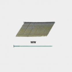 """hřebík WW 2,80x80 HLADKÉ """"kulatá hlava"""""""